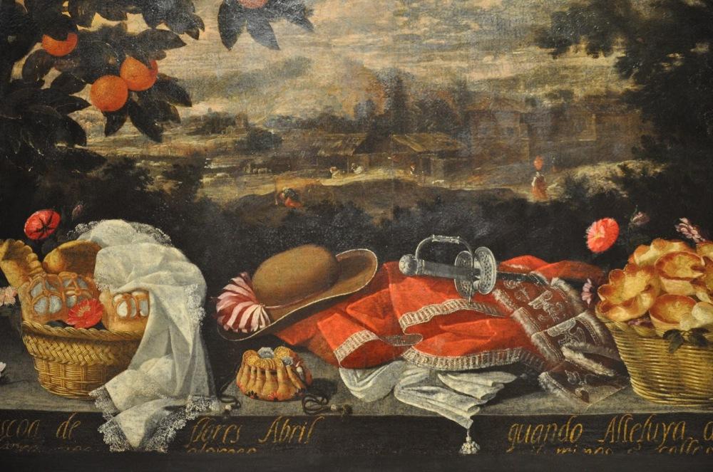 """""""Abril"""" de Josefa de Obidos (1668)"""