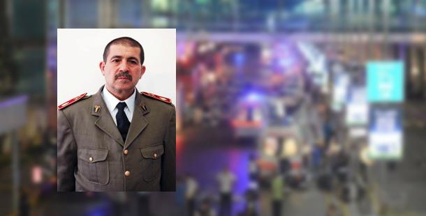 Fati Bayoudh (foto tirada do site tuniscope.com)